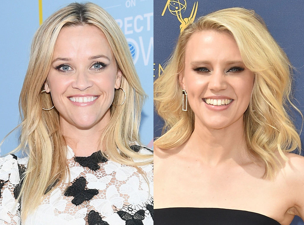 Reese Witherspoon, Kate McKinnon