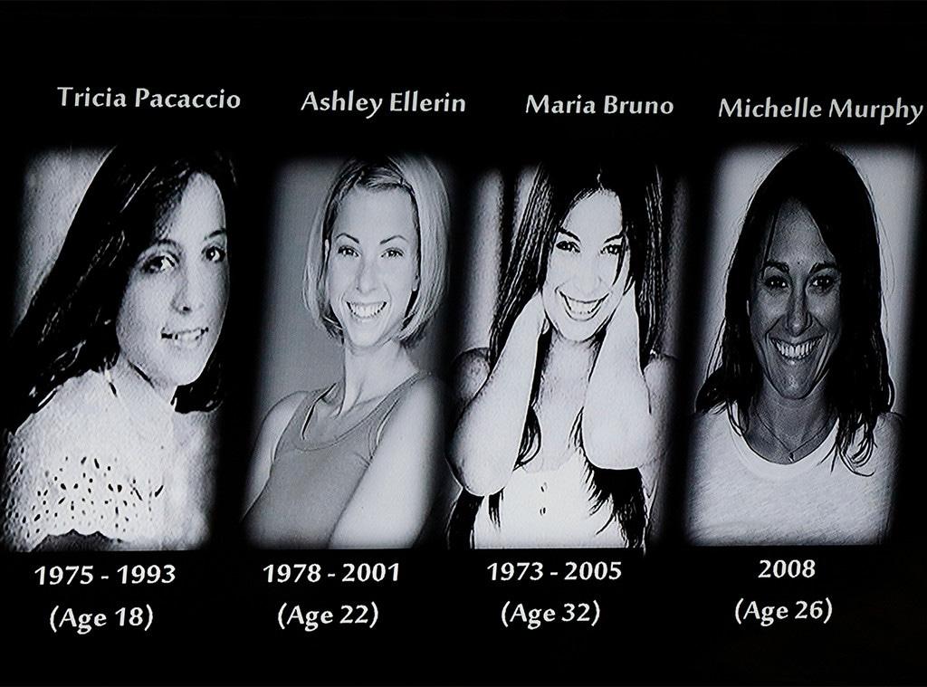 Michael Gargiulo, Victims, Tricia Pacaccio, Ashley Ellerin, Maria Bruno, Michelle Murphy