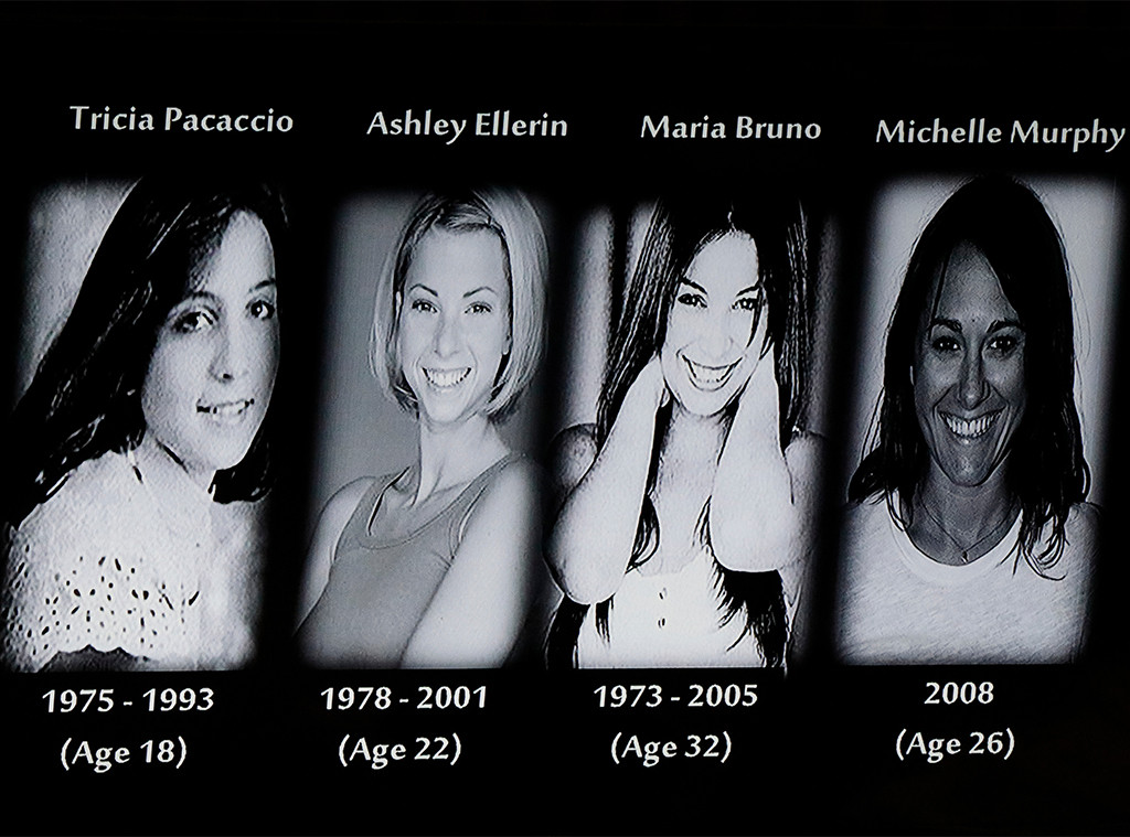 Michael Gargiulo, Victims, Tricia Pacaccio, Ashley Ellerin, Maria Bruno, Michelle Murphy