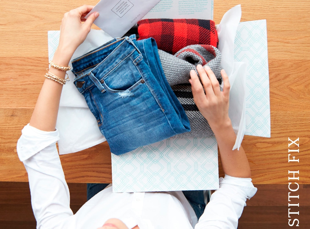 Ecomm: Fashion Subscription Boxes, Stitch Fix