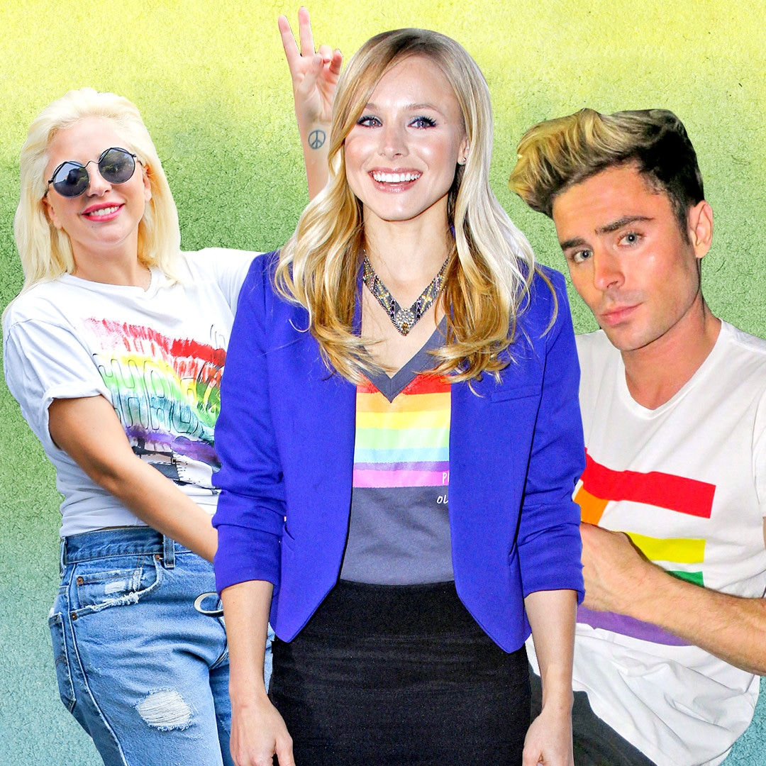Make a Statement With These Pride Graphic Tees