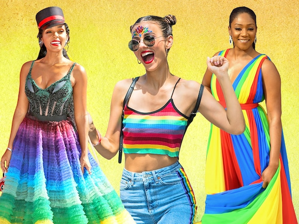 Rainbow Fashion to Show Your Pride in Style