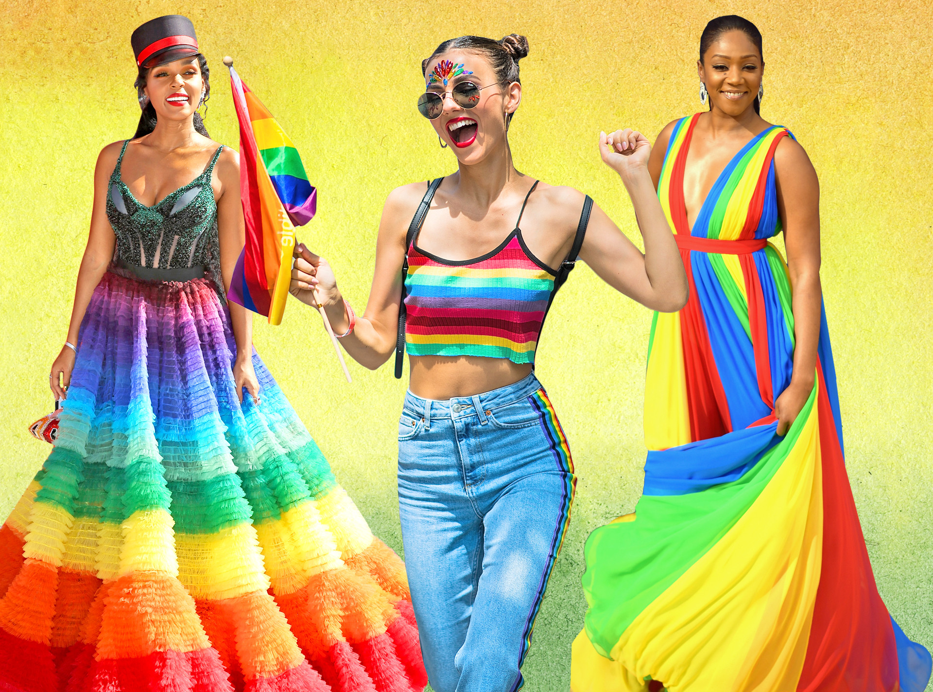 E-Comm: Pride Rainbow Fashion