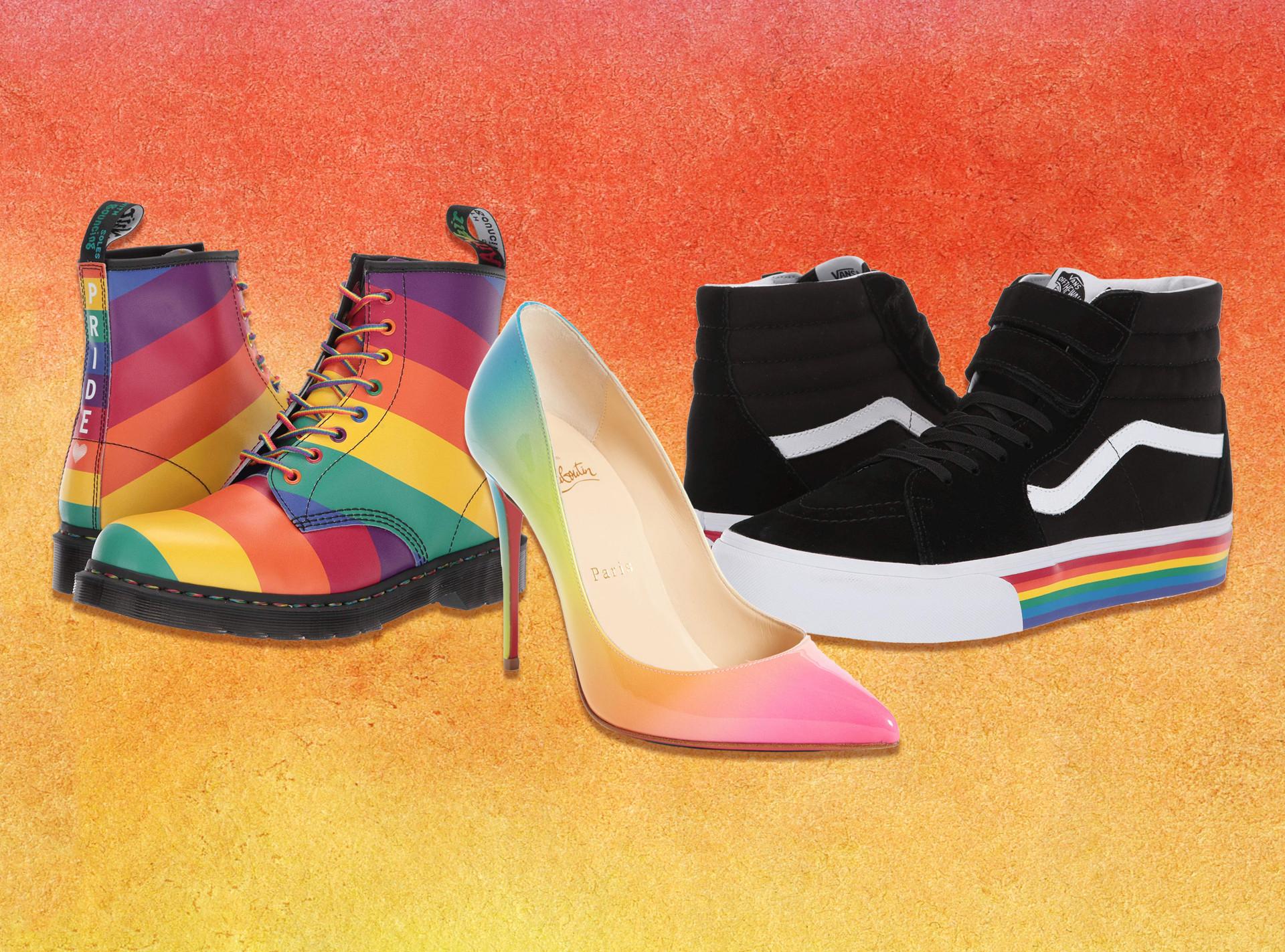E-Comm: Pride Shoes