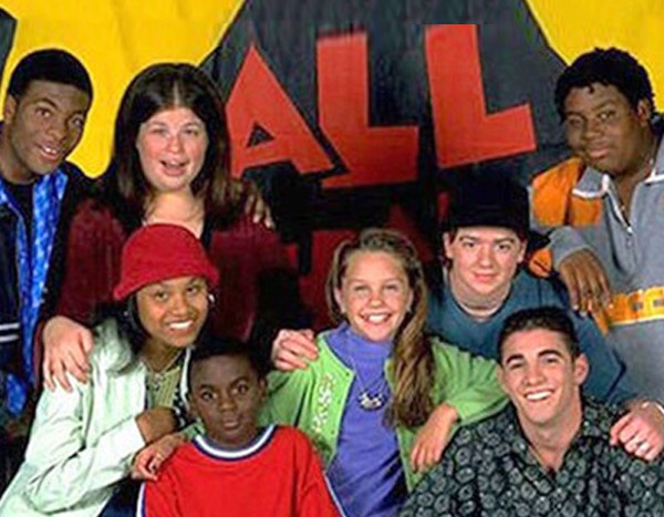 What The Original Cast Of All That Is Up To Now E News
