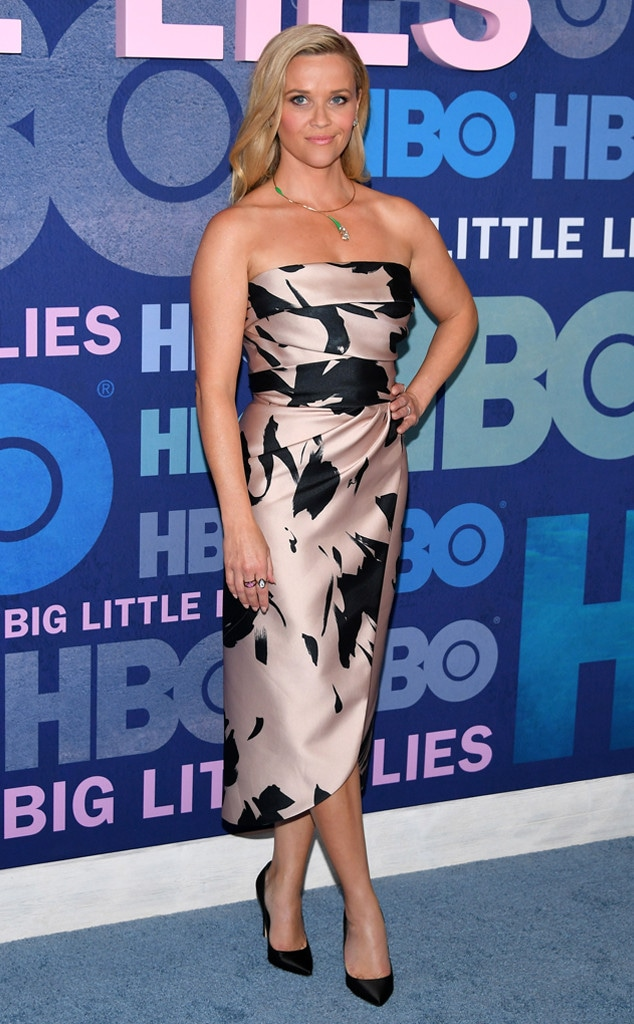 Reese Witherspoon, Big Little Lies Season 2 Premiere