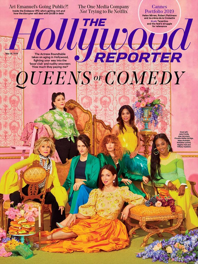 The Hollywood Reporter Comedy Roundtable