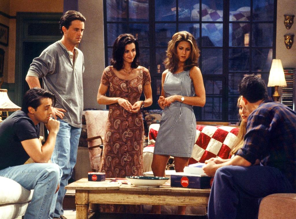 Friends cast, NBC
