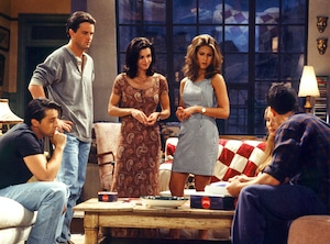 Friends cast, NBC