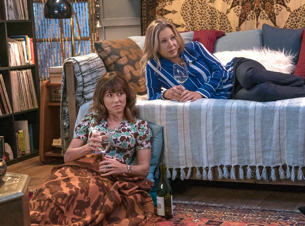 Dead to Me, Netflix, Christina Applegate, Linda Cardellini