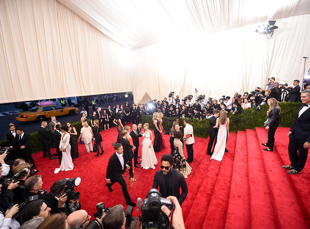 Met Gala, Atmosphere Overview