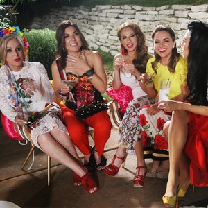 Luz Ortiz, Penny Ayarzagoitia, Lorena Martinez, Karla Ramirez, TEXICANAS