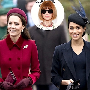 Meghan Markle, Kate Middleton, Anna Wintour