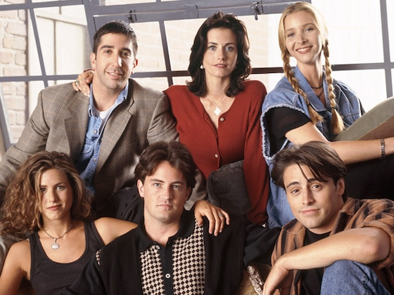 Courteney Cox Opens Up About <i>Friends</i> Reunion Excitement in New Interview
