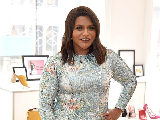 Twinning! Mindy Kaling Shares Rare Picture With Daughter Katherine in Matching Sandals