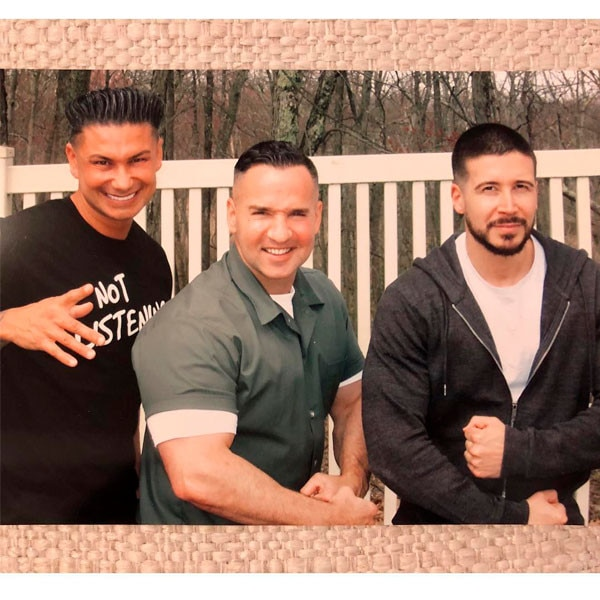 Jersey Shore Stars Reunite With ''The Situation'' at Prison - E ...