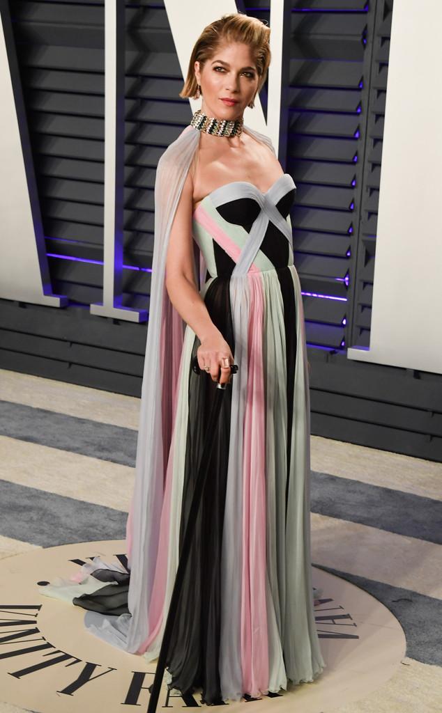 Selma Blair, 2019 Vanity Fair Oscar Party