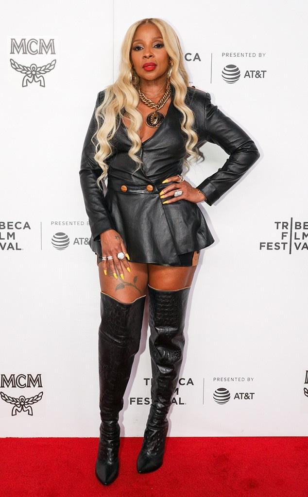 Mary J. Blige, 2019 Tribeca Film Festival