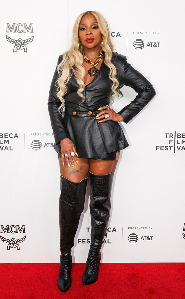 Mary J. Blige Set to Be Honored With Lifetime Achievement Award at the 2019 BET Awards