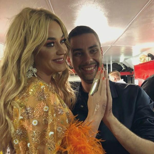 Katy Perry, fã brasileiro