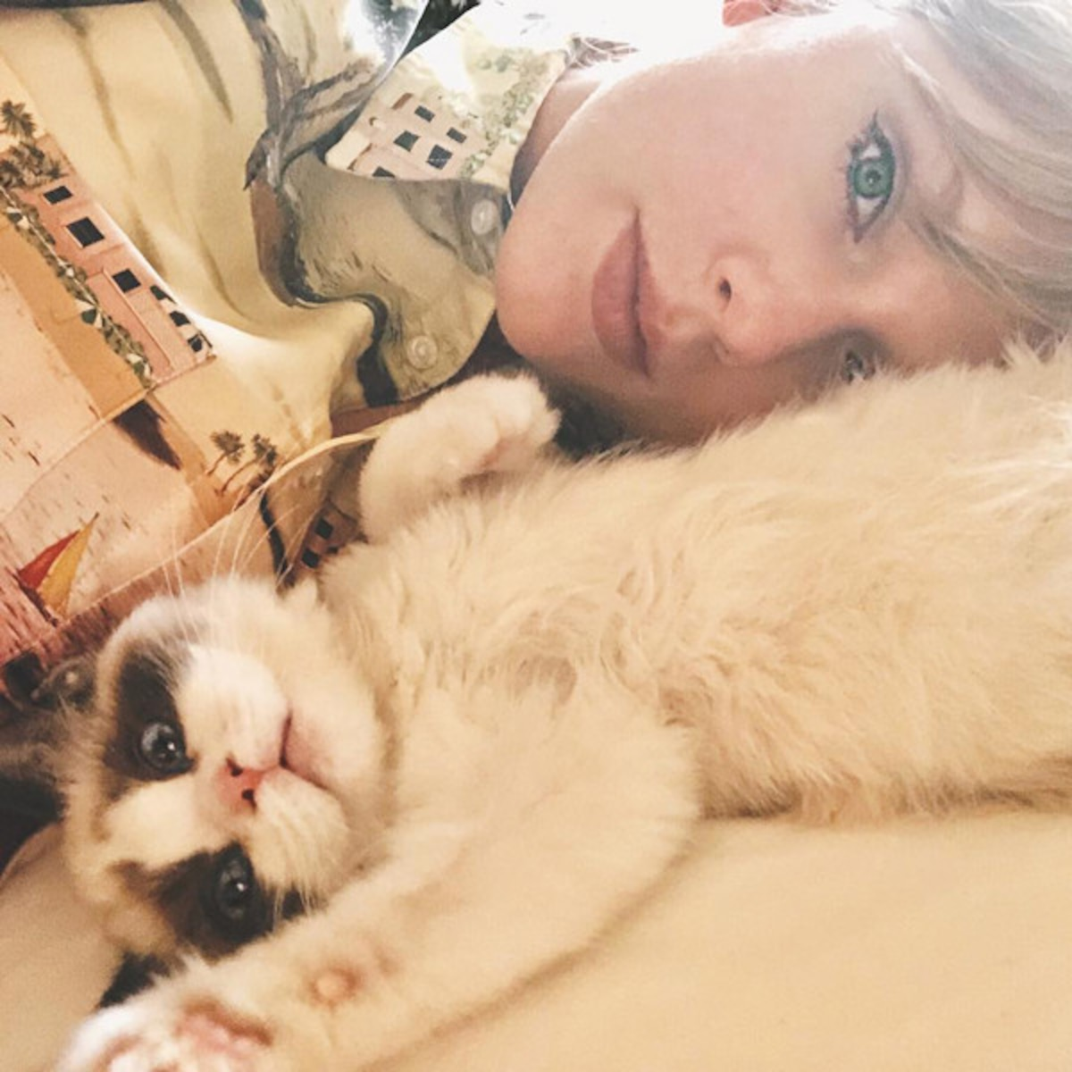 Inside the Glamorous Life of Taylor Swift's Cats | E! News