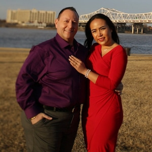 90 Day Fiance, David and Annie