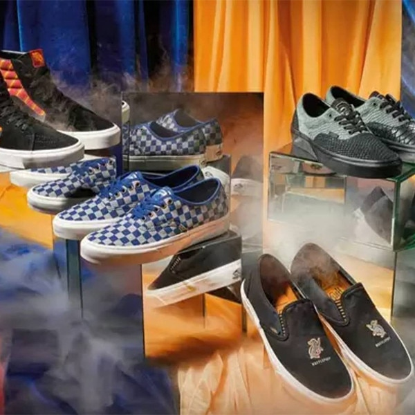 Accio Shoes! Harry Potter x Vans Collection Is Here E