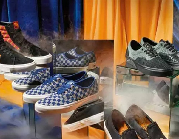 buy popular d9c7b 793d9 Accio Shoes! Harry Potter x Vans Collection Is Here | E! News