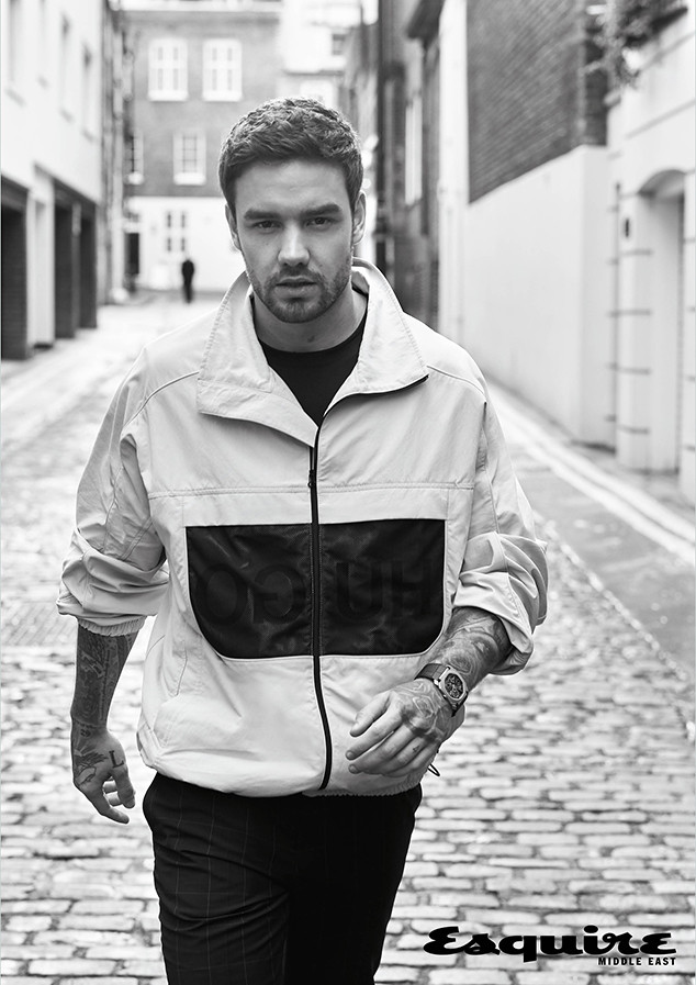 Liam Payne Opens Up About One Direction, Agoraphobia and ...