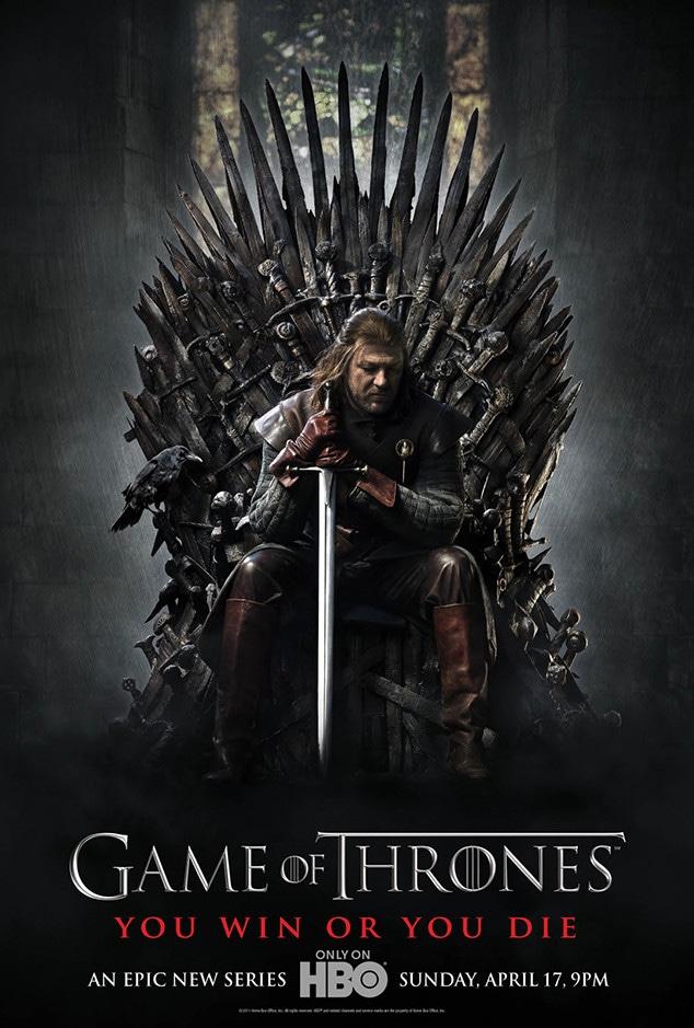Game Of Thrones Poster, Ned Stark