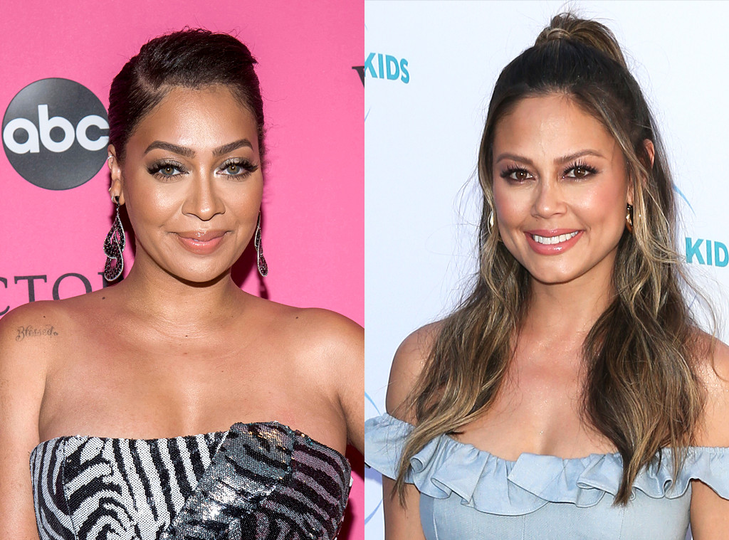 BH90210 Casts Vanessa Lachey and La La Anthony, But As Fictional Wives