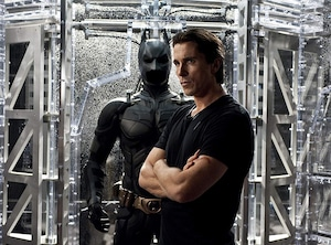 Christian Bale, Stars Who Played Batman