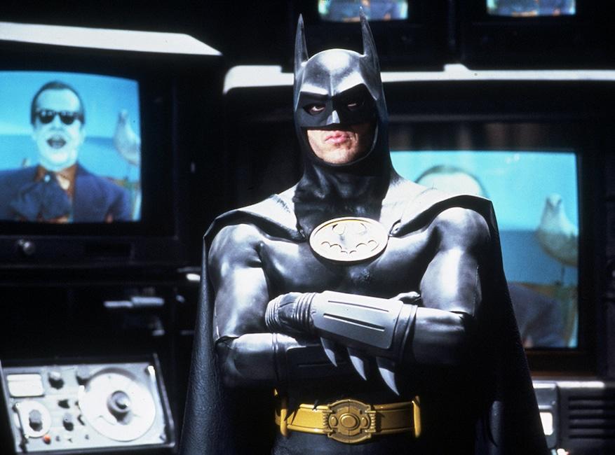 Michael Keaton, Stars Who Played Batman