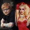 Ed Sheeran, Christina Aguilera, Lady Marmalade