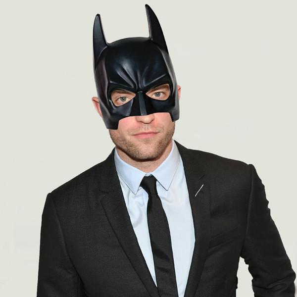 Robert Pattinson, Batman Mask