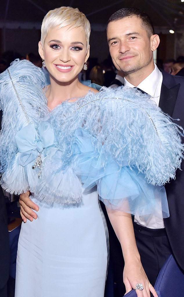 Why Katy Perry Isn't Rushing Into Wedding Planning With Orlando Bloom