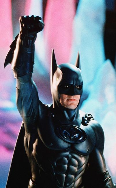 George Clooney, Stars Who Played Batman
