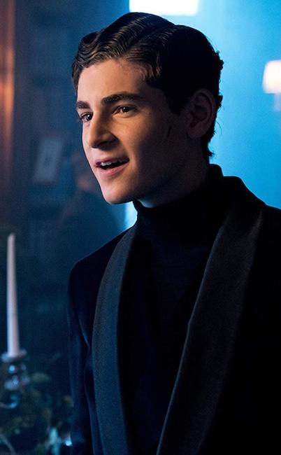 David Mazouz, Stars Who Played Batman
