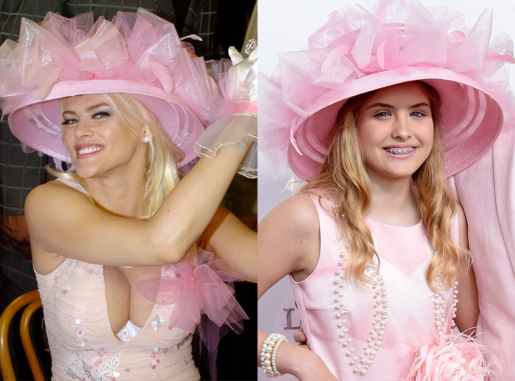Anna Nicole Smith, Dannielynn Birkhead, Kentucky Derby