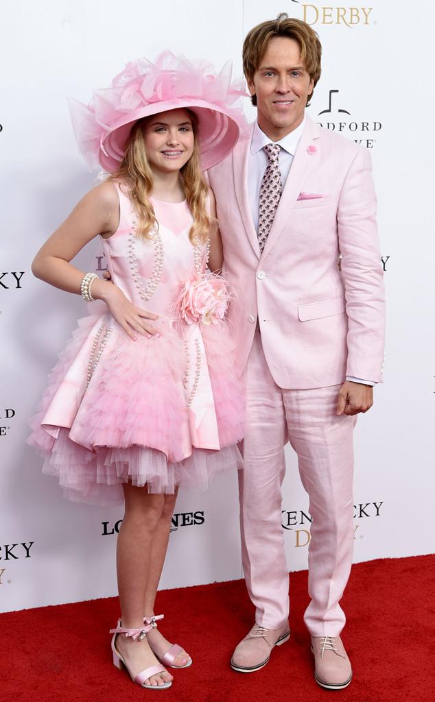 Anna Nicole Smith Daughter 2015