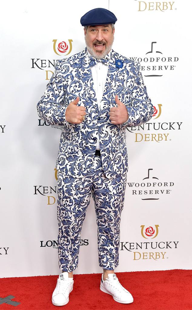 Joey Fatone, Kentucky Derby 2019