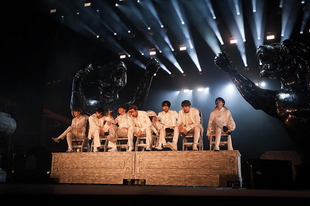 BTS, Rose Bowl