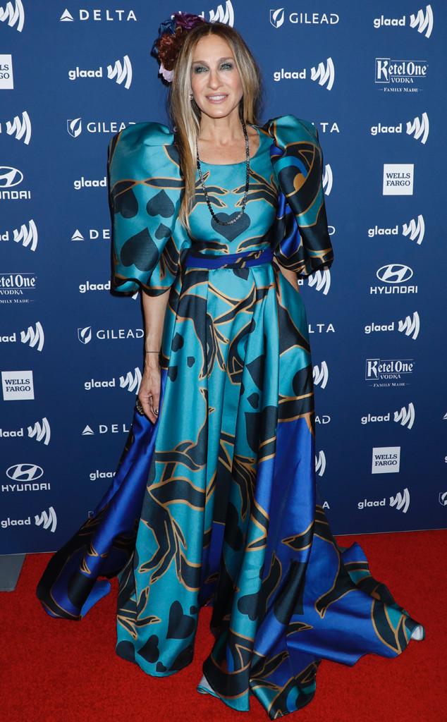 Sarah Jessica Parker, GLAAD Awards