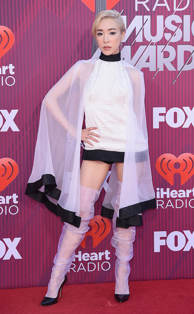 Tiffany Young, 2019 iHeartRadio Music Awards