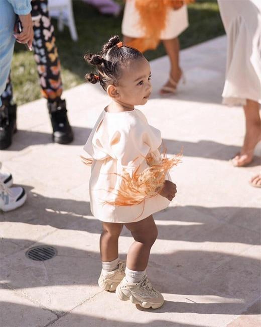 Kim Kardashian, Chicago West, True Thompson, Birthday