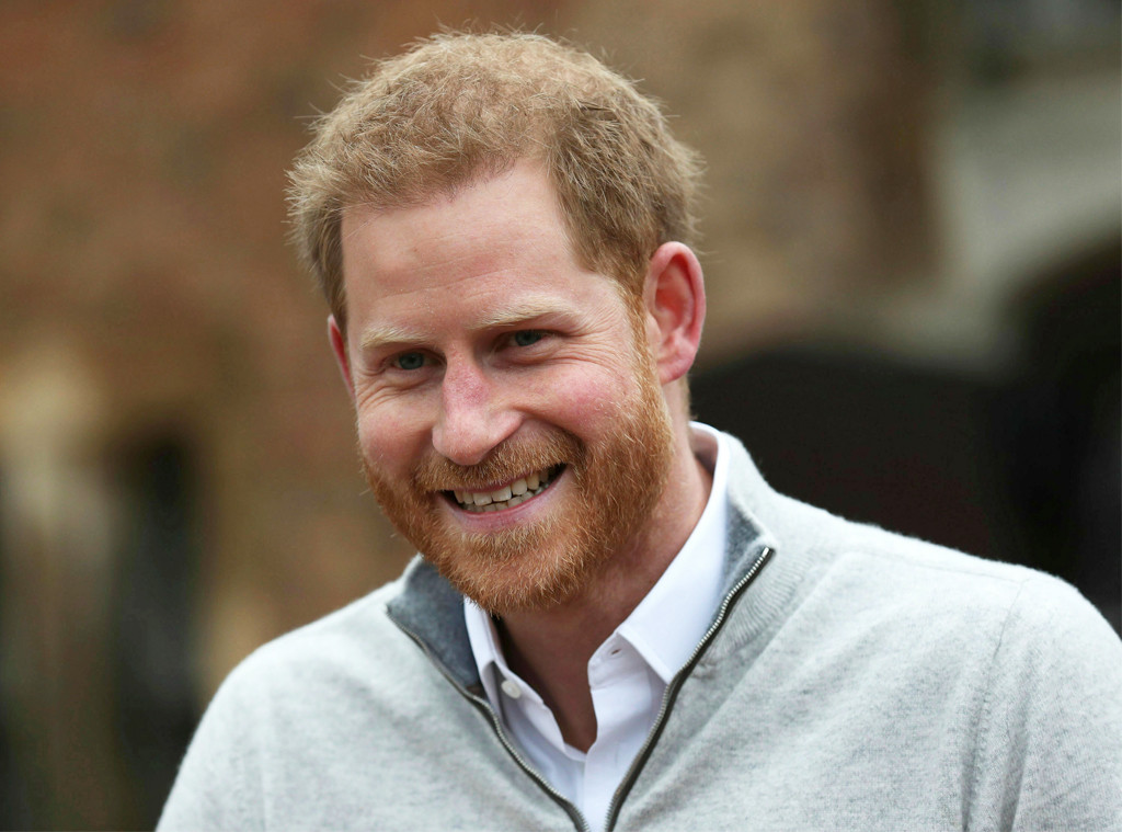 Prince Harry, Royal Baby