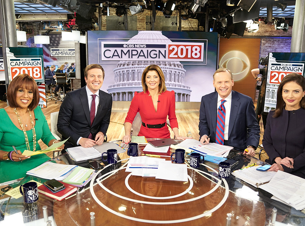Gayle King, Norah O'Donnell, Jeff Glor, CBS This Morning