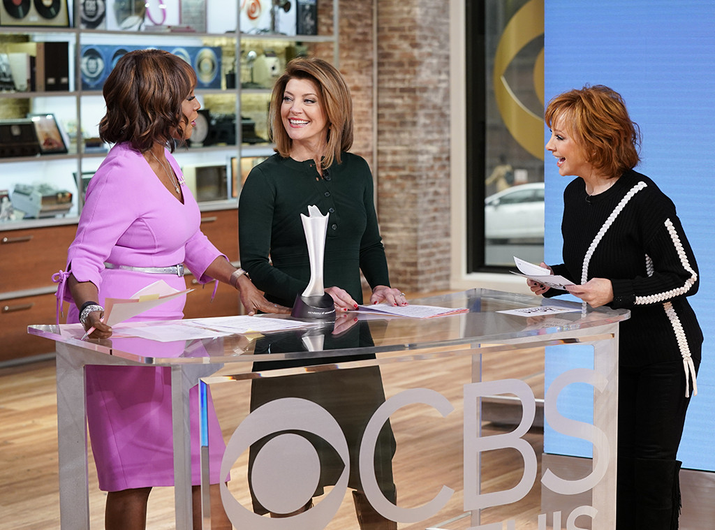 Norah O'Donnell, CBS This Morning