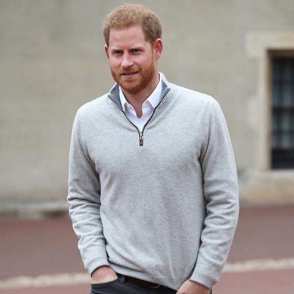 Prince Harry, Royal Baby