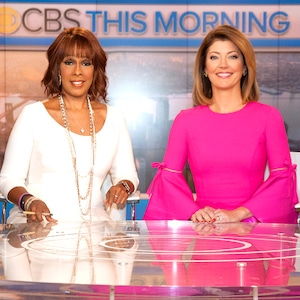 Gayle King, Norah O'Donnell, CBS This Morning